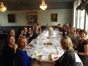 Image of Tunbridge Wells Mums in Business Christmas Lunch